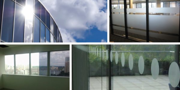 Privacy film - Solar film - Frosted film