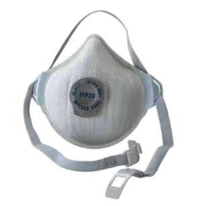 IWFM 002 - FFP3 Surgical premium gradeindividually sterile wrapped mask.CE certified